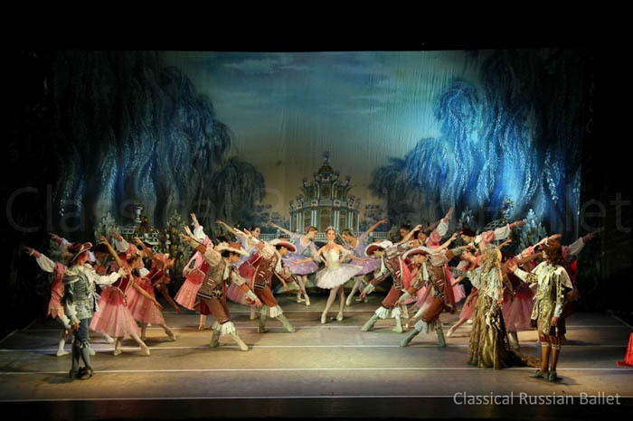 Balletto di Mosca - Classical Russian Ballet